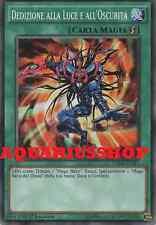 Yu-Gi-Oh Dedizione alla Luce e all'Oscurità YGLD-ITC31 Comune ITA Light and Dark