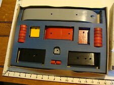 Streamlined Locomotive & ships Leecraft Toys, in box, clean Toy dirty box