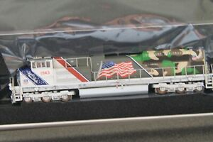 N Scale Broadway Limited SD70ACe The Spirit Union Pacific UP Paragon3 DCC - 6308
