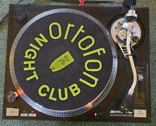 JB Systems Disco 2000 Variable Speed DJ Turntable Deck Vinyl Record Player