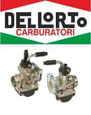 02587 Carburatore DELL'ORTO PHBG 19,5 AD 2T moto scooter 50 100 aria manuale