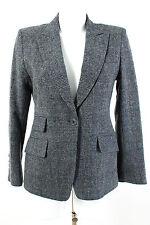 DKNY Blazer Gr. S / 36 Wolle Damen Business Jacke Jacket