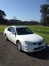 Impreza Sedan Right-Hand Drive Clear (most titles) Cars