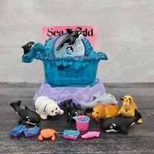Vintage Kenner Littlest Pet Shop Sea World Shamu Playset