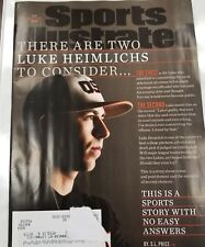 SPORTS ILLUSTRATED May 21 2018 LUKE HEIMLICH Oregon State Baseball Sex Offender