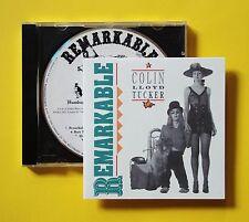 Colin Lloyd Tucker - Remarkable CD (Humbug, 1990) Great CD from indie maverick!