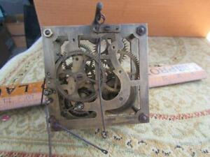 Vintage Cuckoo Clock  Movements Faller Sohne Selsi Germany  AS IS  for Rehab