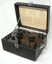 Vintage Rare Fisher Scientific Type S Potentiometer - Excellent Condition