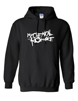 INSPIRED MY CHEMICAL ROMANCE Hooded TOP MUSIC BAND ROCK PUNK TOUR CONCERT Hoodie