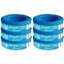 Angelcare 2315 Windeleimer Nachfüllkassette Ersatzkassette, 6er Pack