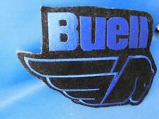 HARLEY DAVIDSON MOTORCYCLES BLUELL VINTAGE VEST PATCH ADVERTISING BADGE