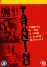 Quentin Tarantino 5 Film DVD Collection Aj10