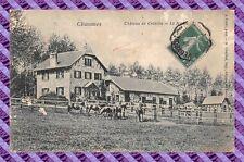 CPA 77 - Chaumes - Château de Crénille - le Haras