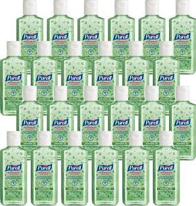 Purell Hand Sanitizer - Case of 24 4oz Bottles