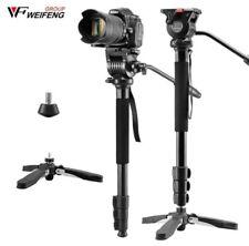 Weifeng 3978M Portable Travel Aluminum mono/Tripod For SLR DSLR Digital Camera