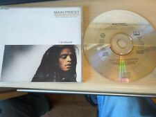 Maxi Priest Featuring Beres Hammond – How Can We Ease The Pain? CD, Single