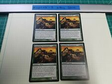 4x Stampeding Wildebeests | 10th Edition | MTG Magic The Gathering Cards