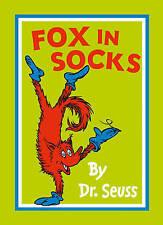 Fox in Socks by Dr. Seuss (Paperback, 2011)