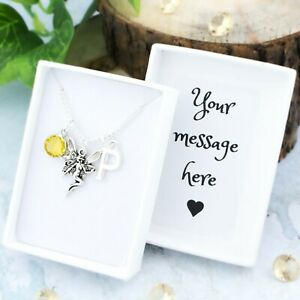 Fairy Necklace, Personalised Gift, Magical Gifts, Fairycore, Gifts for Girls