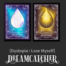 DREAMCATCHER 5th Mini Album DYSTOPIA : LOSE MYSELF [2ver. set] All Package DHL