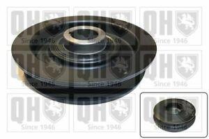 QH Replacement Crankshaft Vibration Damper Belt Pulley Crankshaft - QCD23