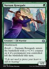2x Narnam-Renegat (Narnam Renegade) Aether Revolt Magic