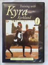Training With Kyra Kirkland, volume1. New. 25-30 Minutes