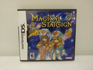 Magical Starsign - Nintendo DS {USED/COMPLETE}