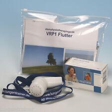 Atemphysiotherapiegerät Flutter VRP 1 mit Halteband