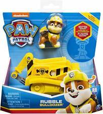 Paw Patrol 6054435 escombros's Bulldozer Vehículo Con Figura