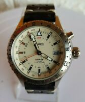 Timex Reloj de Cuarzo Man Intelligent GMT 47.0 mm