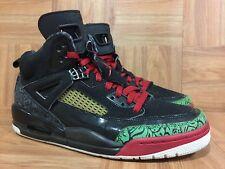 RARE🔥 Nike Air Jordan Spizike Black Varsity Red Classic Green Sz 9 315371-061