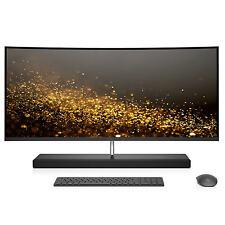 HP ENVY Curved 34-b070na All-in-One Desktop PC Core i7 8GB 1TB+256GB GTX950M W10