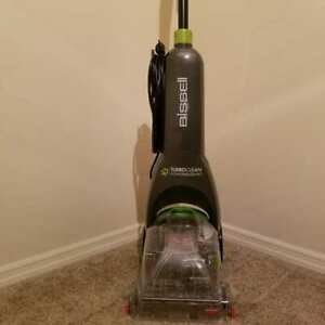BISSELL 2085 TurboClean Powerbrush Pet Upright Carpet Cleaner Machine | NEW