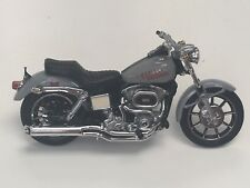 FRANKLIN MINT B11WC33 Harley Davidson Motorcycle 1:24 Model New With Box