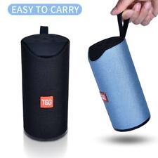 TG Bluetooth Speaker Portable Outdoor Loudspeaker Wireless Mini Column 3D