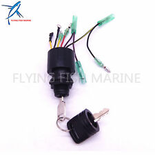 87-17009A5 Ignition Key Switch for Mercury 3 Position Off-Run-Start Boat Motor