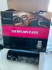 CAR MP3/MP5 player