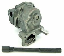 SB Chevy 350 383 Melling M55HV High Volume Oil Pump with Steel Drive Shaft