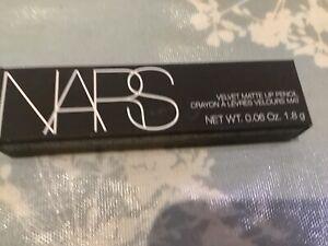 NARS Velvet Matte Lip Pencil 1.8g - DO ME BABY New & Boxed Travel Size