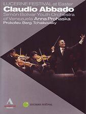 Abbado and Simón Bolívar Youth Orchestra - Easter 2010 at Lucerne Festival (DVD)