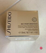 Shiseido Bio Performance Advanced Super Revitalizing Cream Neu 30 ml Sondergröße