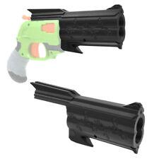 MaLiang 3D Print Antique Vintage Handgun Barrel Black for Nerf Double Strike Toy