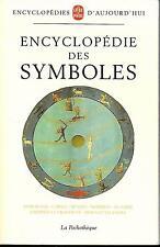 Livre: collectif: encyclopédie des symboles. la pochotèque. D