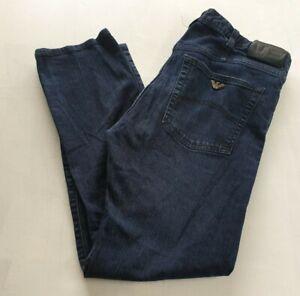 ⚡Genuine⚡Mens AJ ARMANI J21 Jeans Trousers Combats Cargo Pants W34 L34