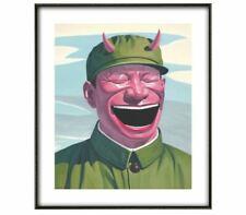 Yue Minjun, 'Era of Hero, No.1', Fine art print, Various sizes