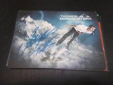 33041 Thomas Morgenstern Skispringen original signierte Autogrammkarte