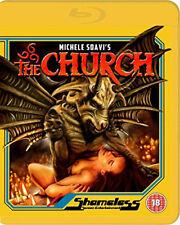 The Church Blu-ray DVD Region 2