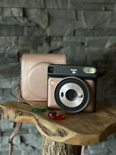 FUJIFILM INSTAX SQ 6 BLUSH GOLD TRAVELSET Sofortbild Kamera