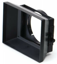 New Century 4x4 Sunshade 80mm Clamp-On Filter Holder for DS-55WA, DS-06WA,